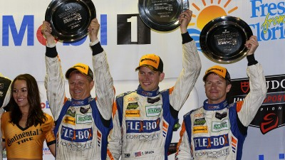 2015 - TUDOR United SportsCar - 12 Hours of Sebring