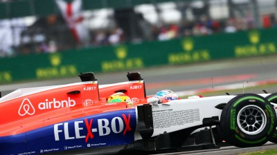 Motor Racing - Formula One World Championship - British Grand Prix - Race Day - Silverstone, England