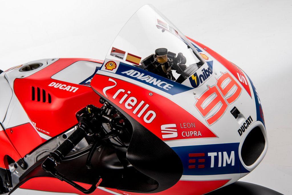 Flex Box Sponsor Ducati Factory Team 2017 Flex Box Racing